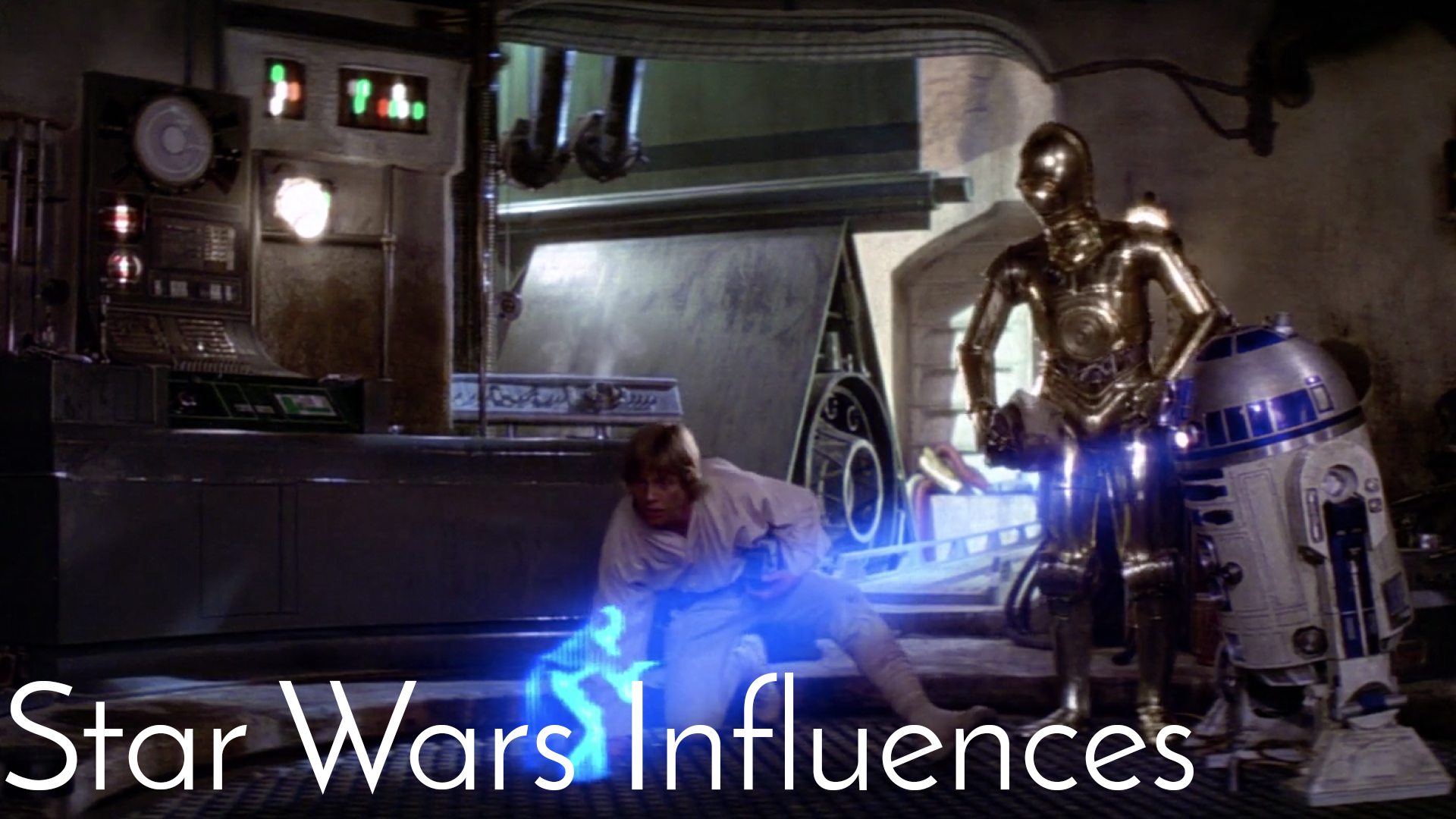 Star Wars Influences