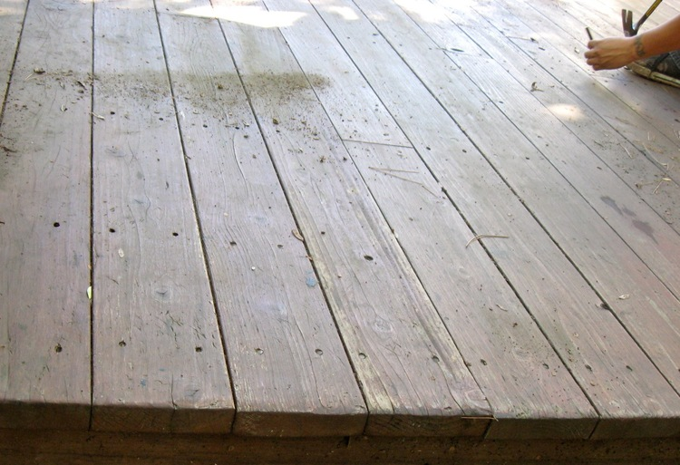 66. Redwood Deck Refinishing - Santa Monica, ca