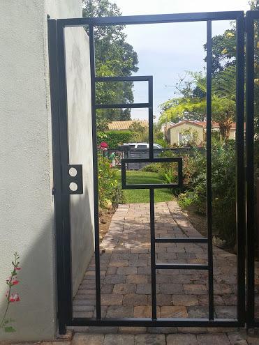 Side Gate Frame