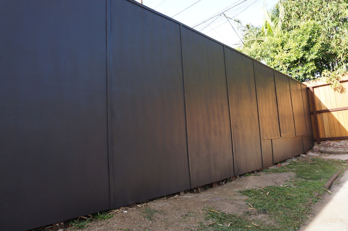 12. Fence Refinishing - AFTER - Santa Monica
