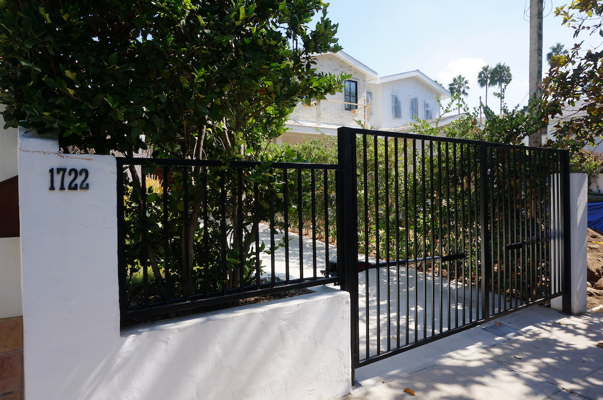 Automatic gate - Hollywood, Ca
