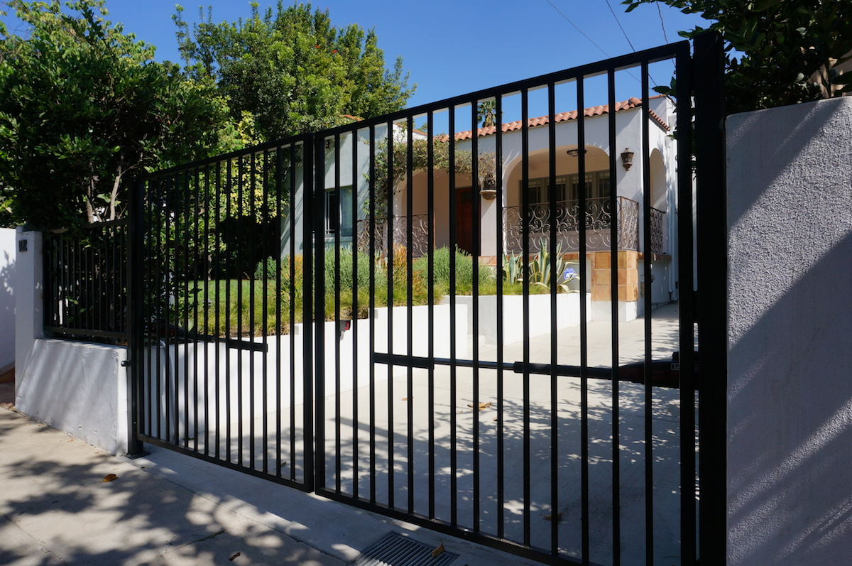 Steel Gate - Los Angeles