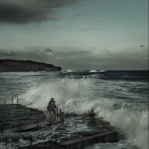 Curl Curl Storm 2014