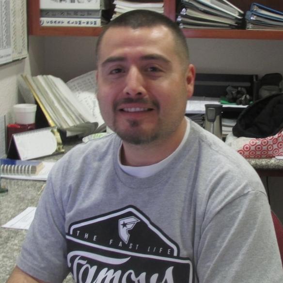 Richard Cruz  /Inside Sales