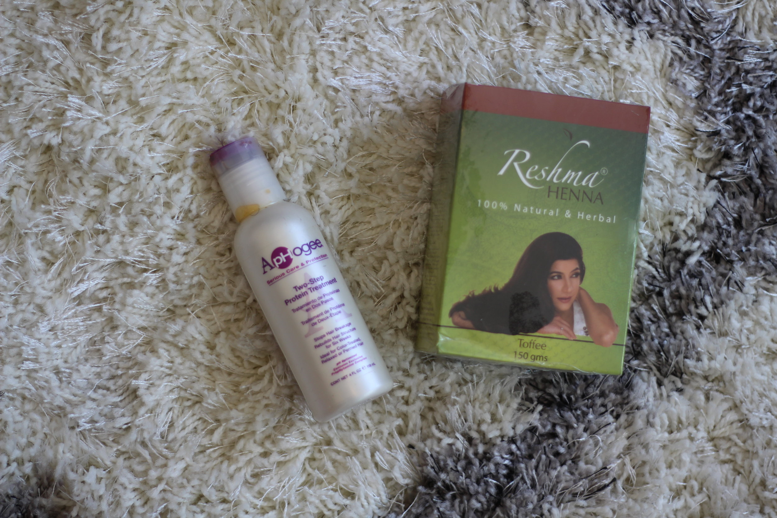 Aphogee Two-Step Protein Treatment , Reshma Henna
