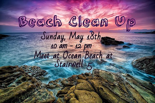 This Saturday we will be volunteering with the Golden Gate National Conservancy to help clean up Ocean Beach 10am to 12pm. We will be meeting at 10 am at Stairwell 5 to start cleaning. Feel free to drop in anytime during the event. 🌊✨💕#bloomlove #bloomroomsf #volunteer #sanfrancisco #cannabiscommunity #oceanbeach #saveouroceans