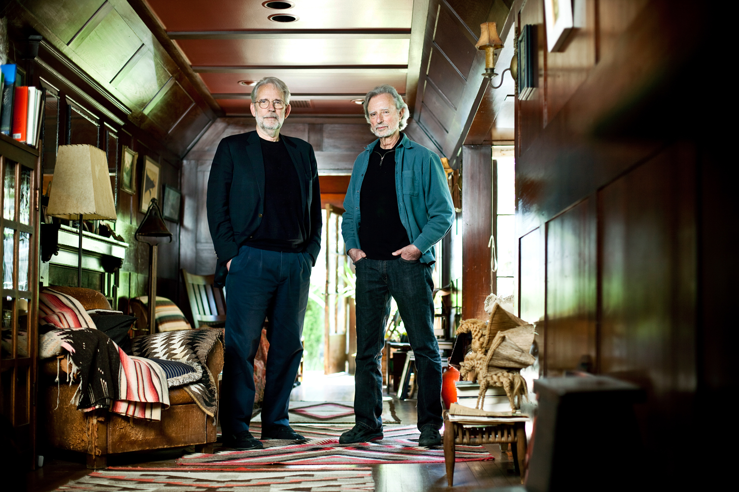 Walter Murch and Peter Kaufman: Editor, Producer