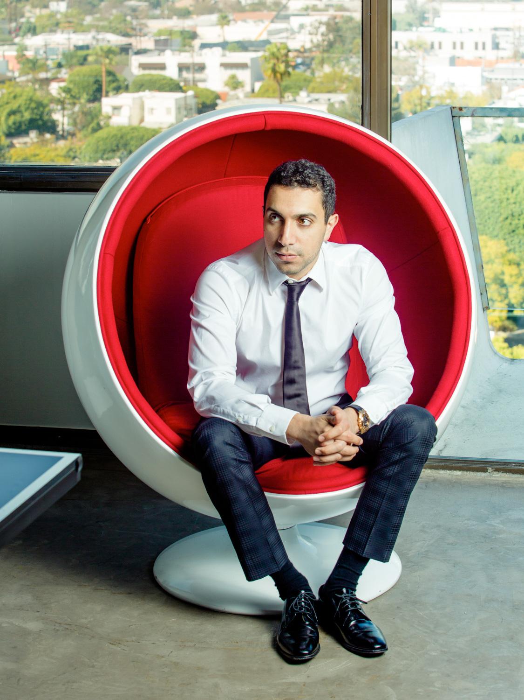 Sean Rad, CEO Tinder