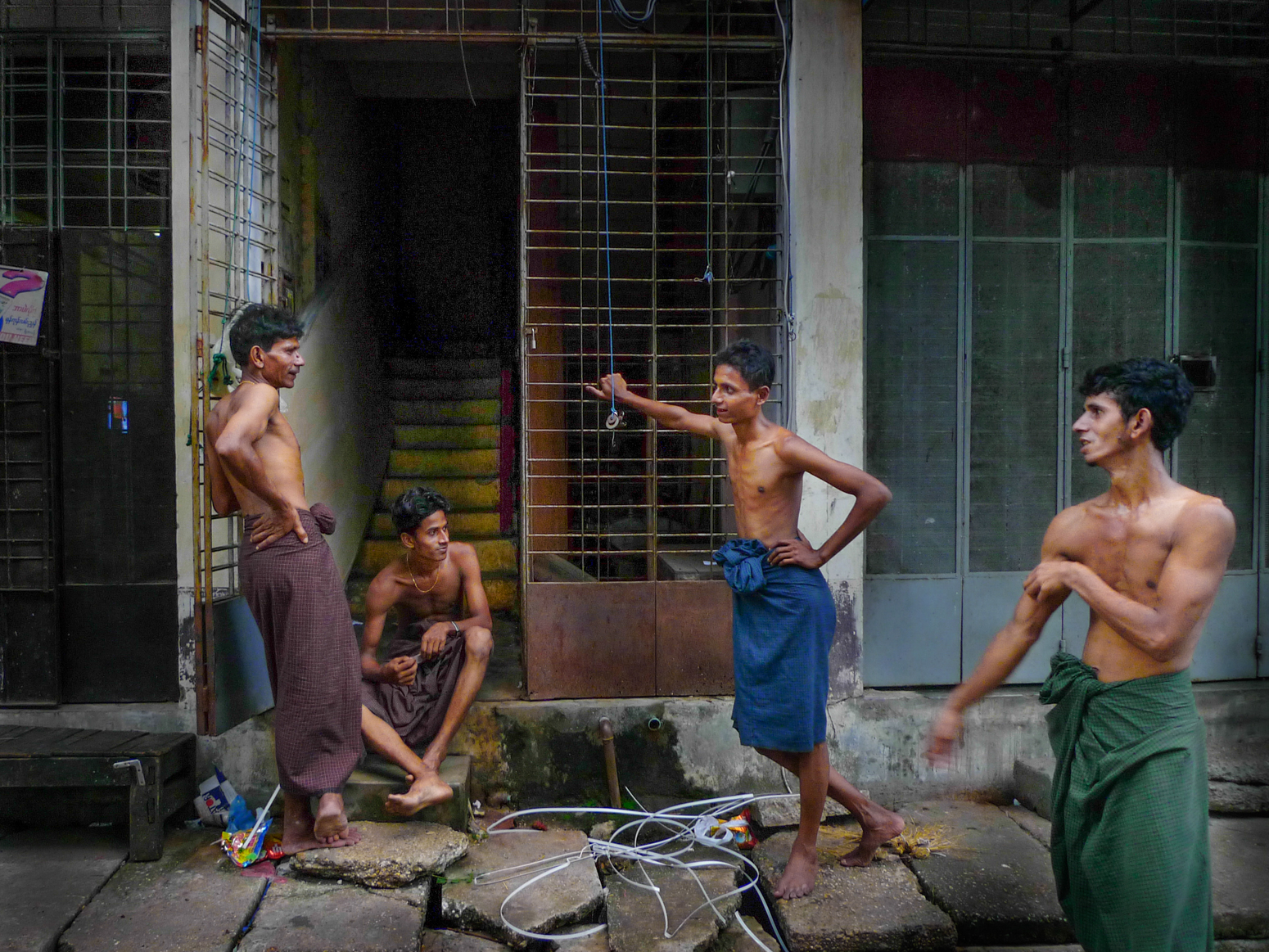 Rangoon, Burma