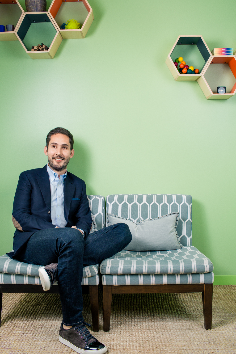 Kevin Systrom, CEO/Founder Instagram