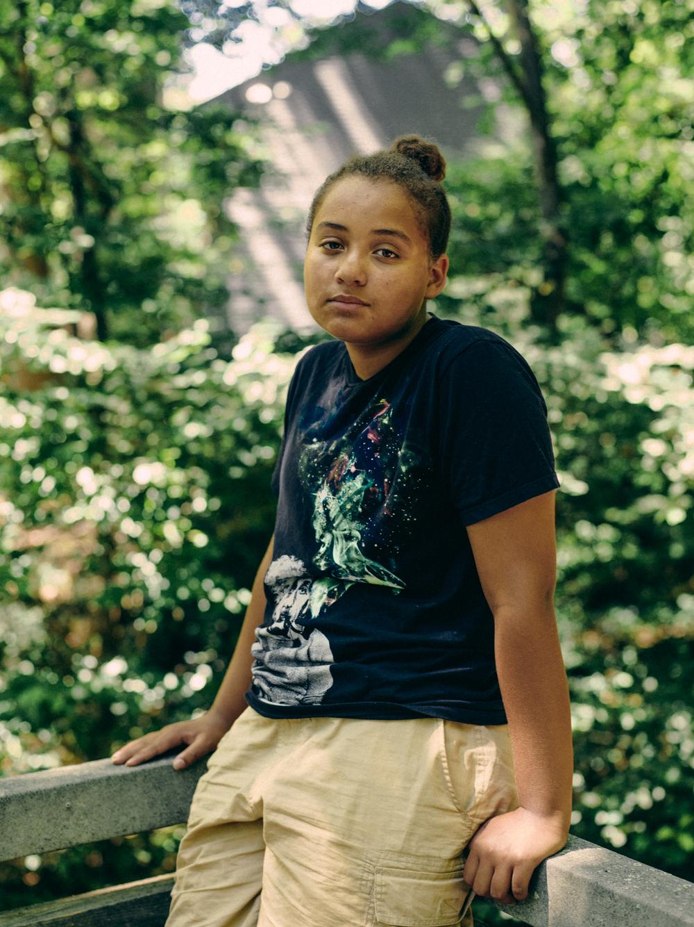 """""""Glenn"""", 14, transgender boy, central Maryland"""