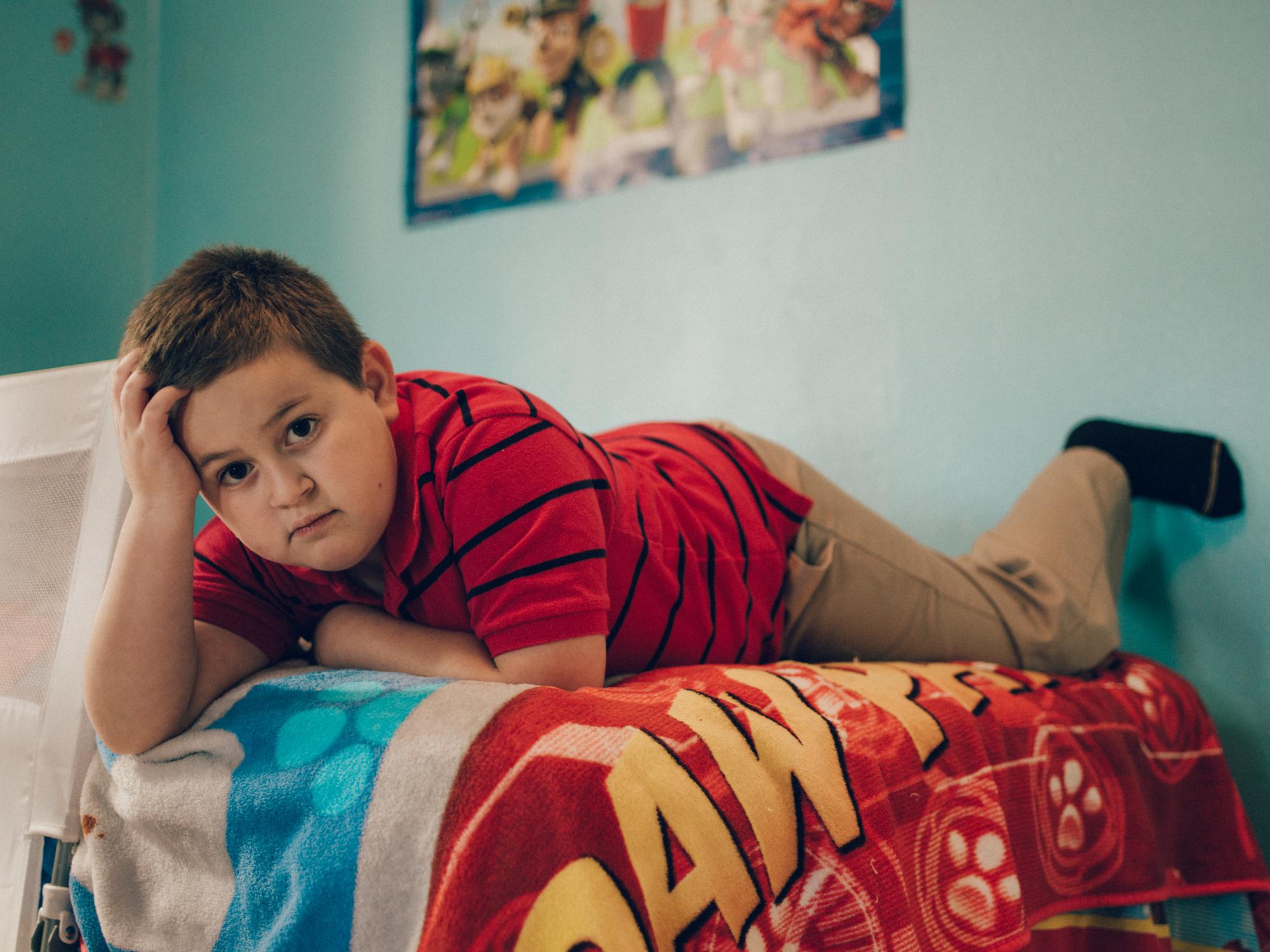 """""""Jayden"""",6, transgender boy, New York City"""