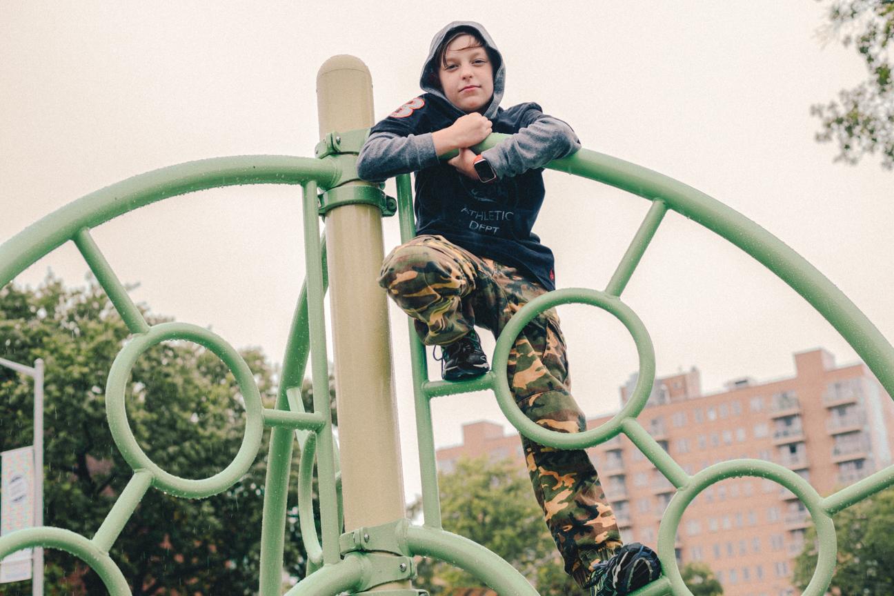 KB, 11, Nonbinary, Brooklyn, NY.