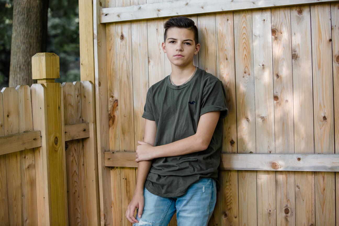 Eli, 13, Bergan, NJ