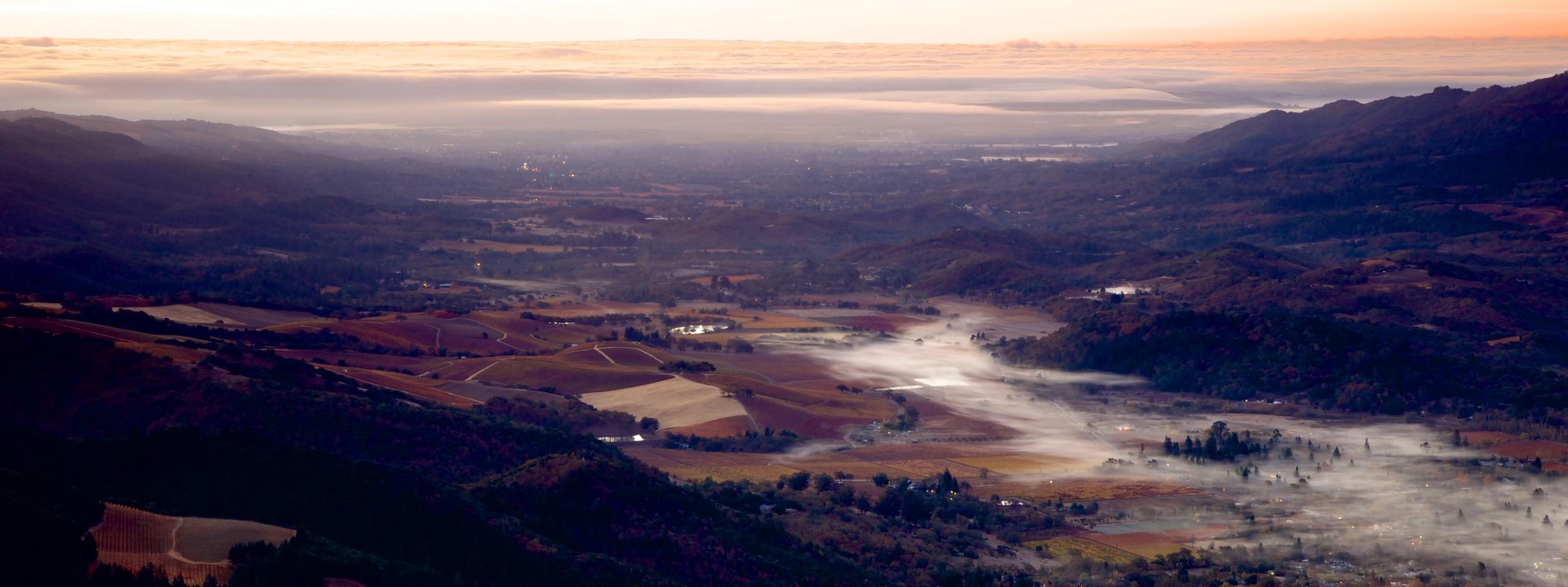 Kenwood and Glen Ellen, CA