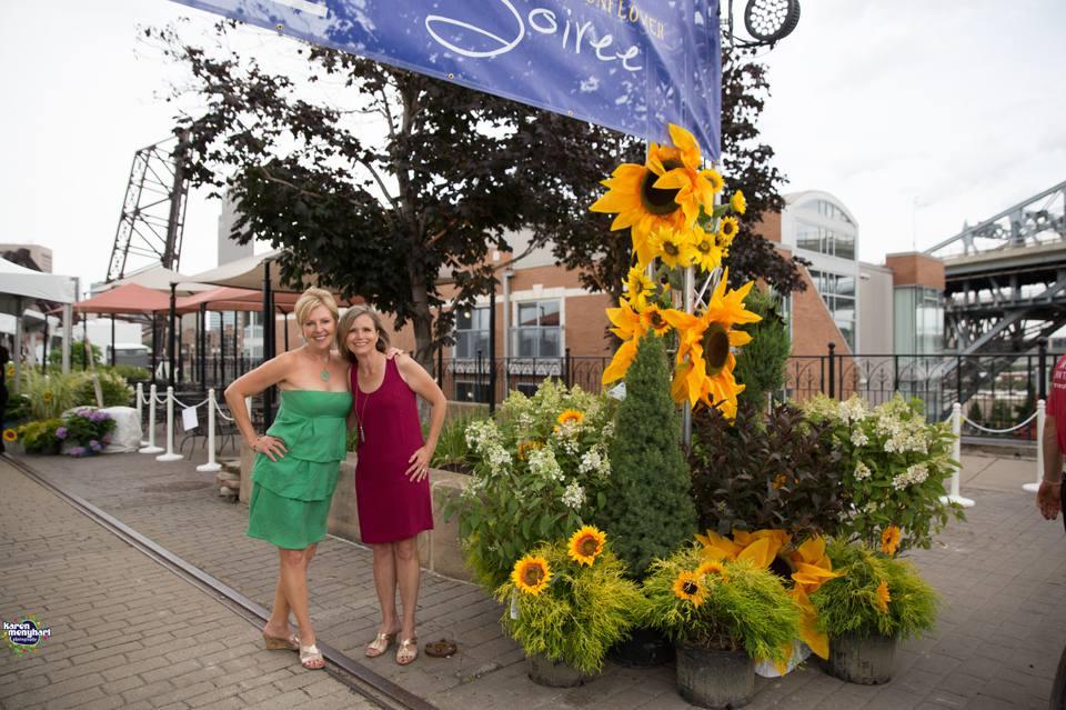 Karen Menyhart Photography, cleveland wedding photographer, prayers from maria sunflower soiree