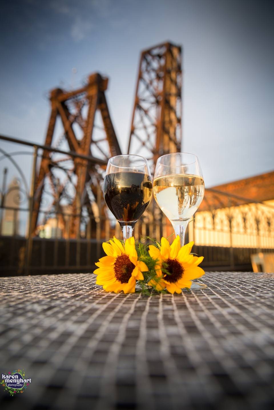 karen menyhart photography, prayers from maria sunflower soiree, cleveland photographer