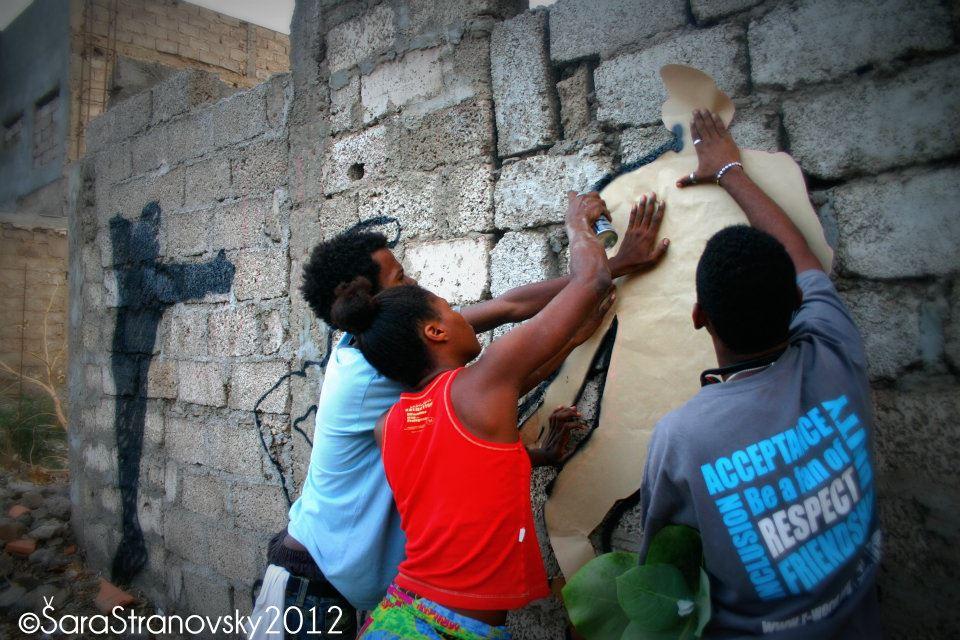 Graffiti project, Projeto Simenti