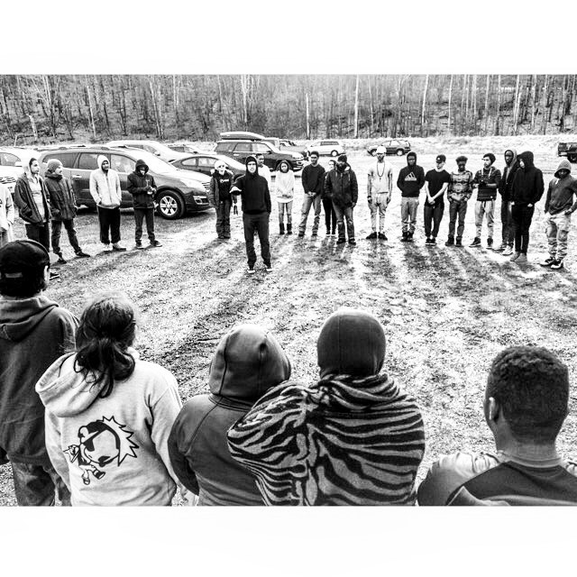 Teaching snowboarding and teamwork with Stoked Mentoring