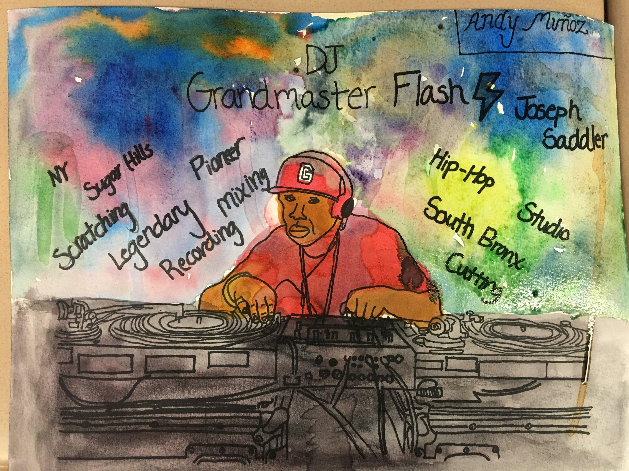 art and hip hop history