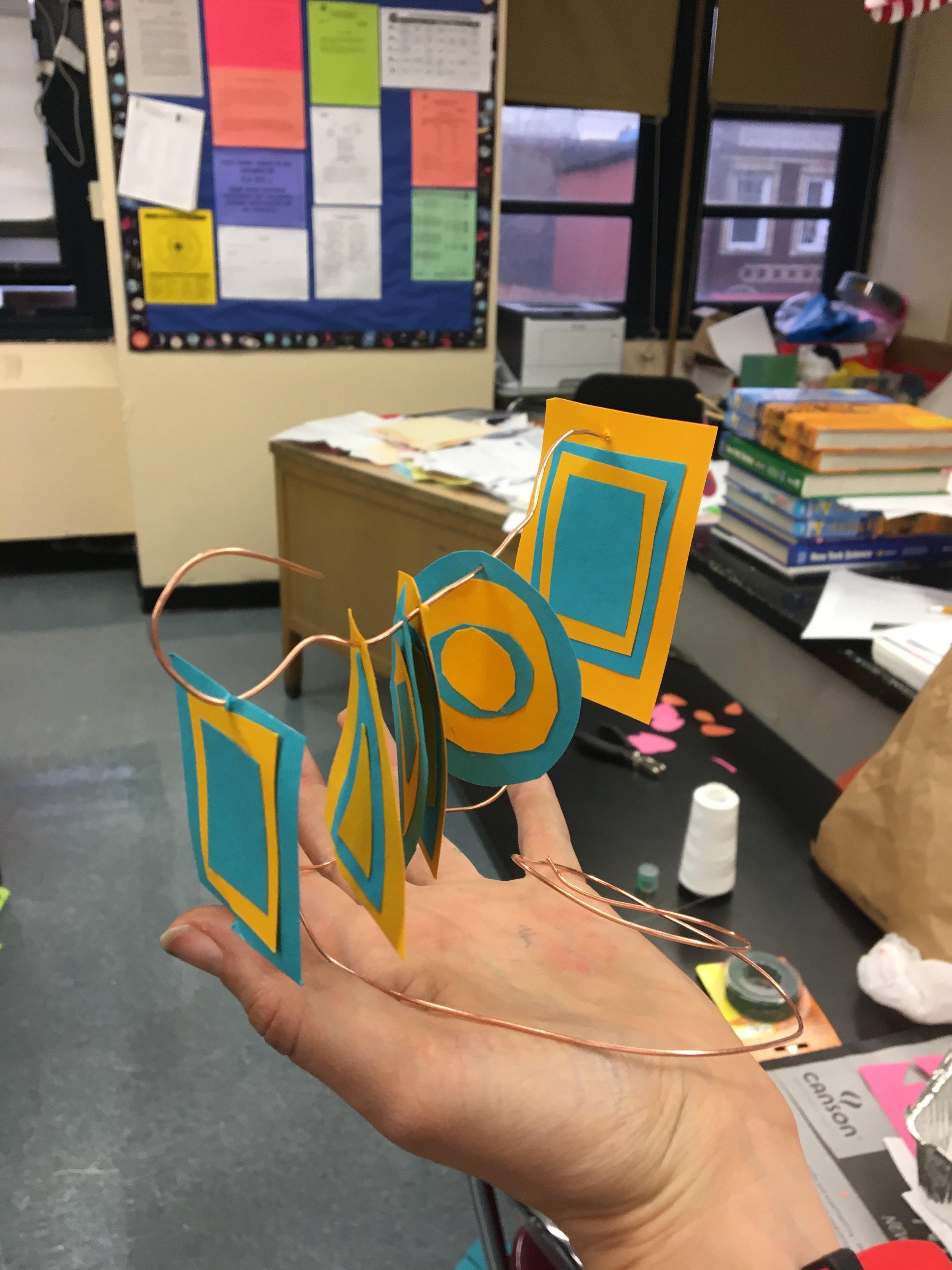 Mobile Sculptures