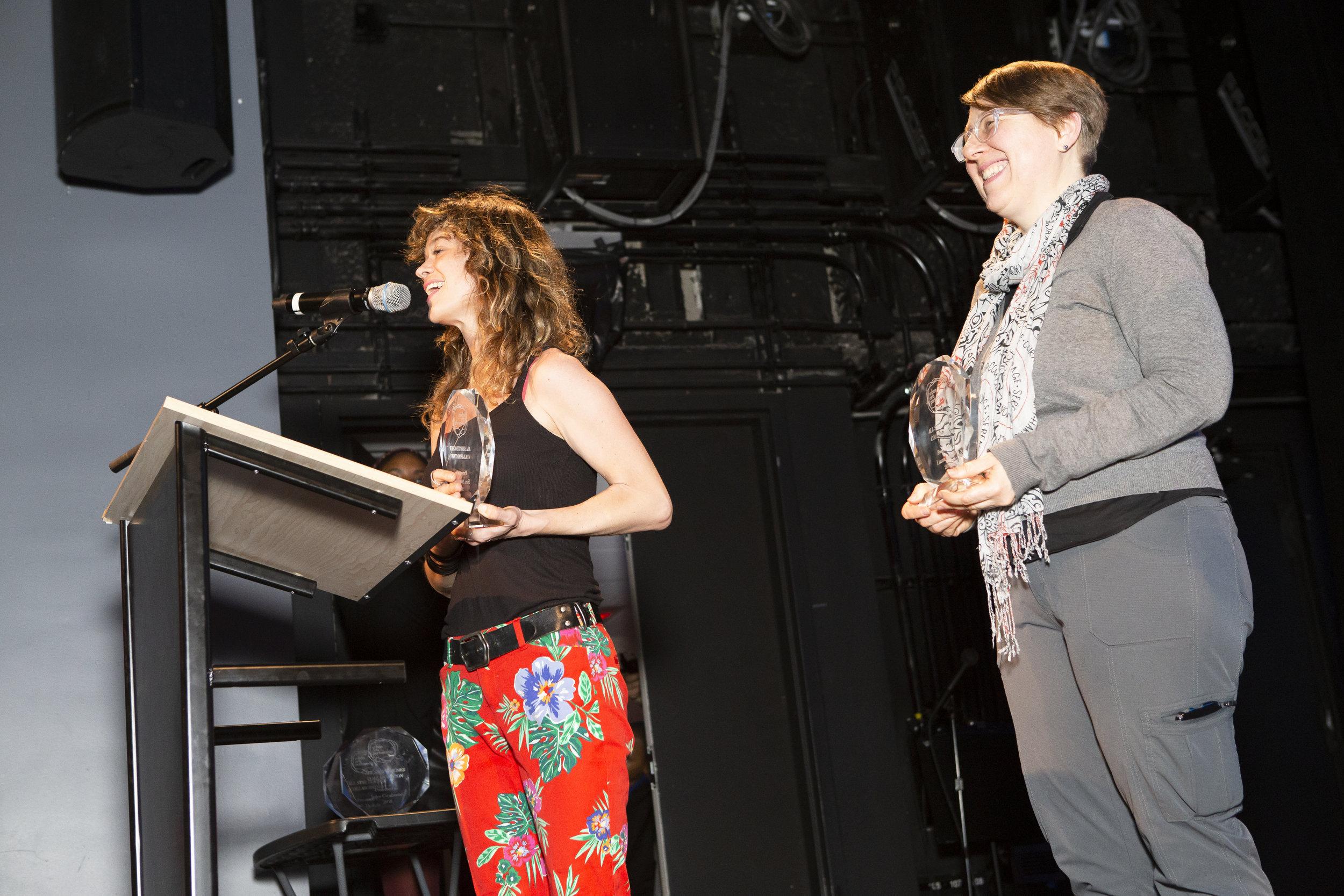 Teacher of the year award, 2018