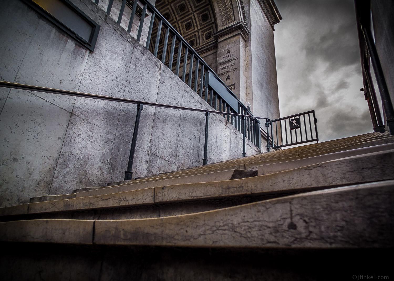 Arc de Trimphe, Paris