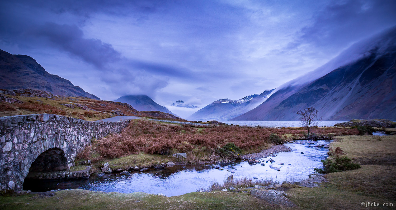 Wastwater, England