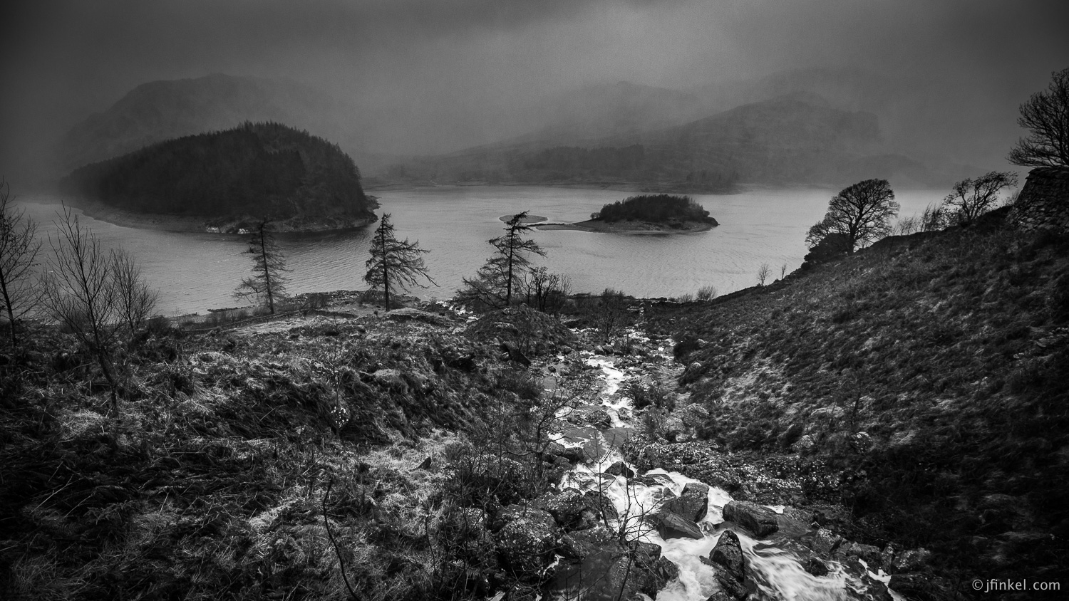 Haweswater, England