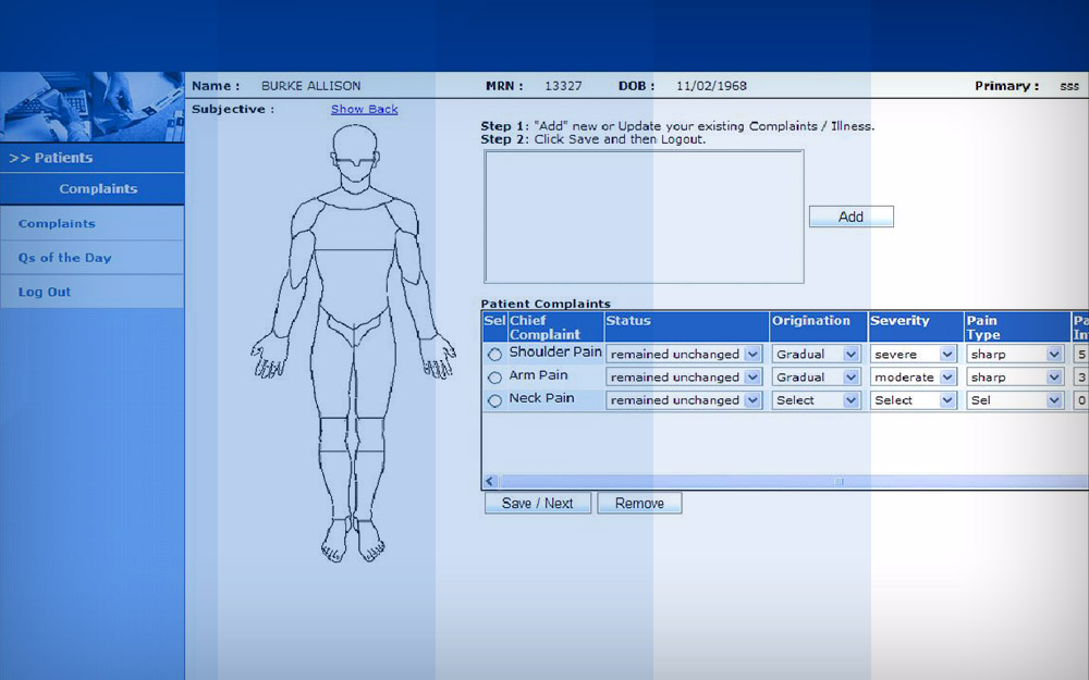 Our Chiropractic EHR is feature rich, easy to use, and affordable.