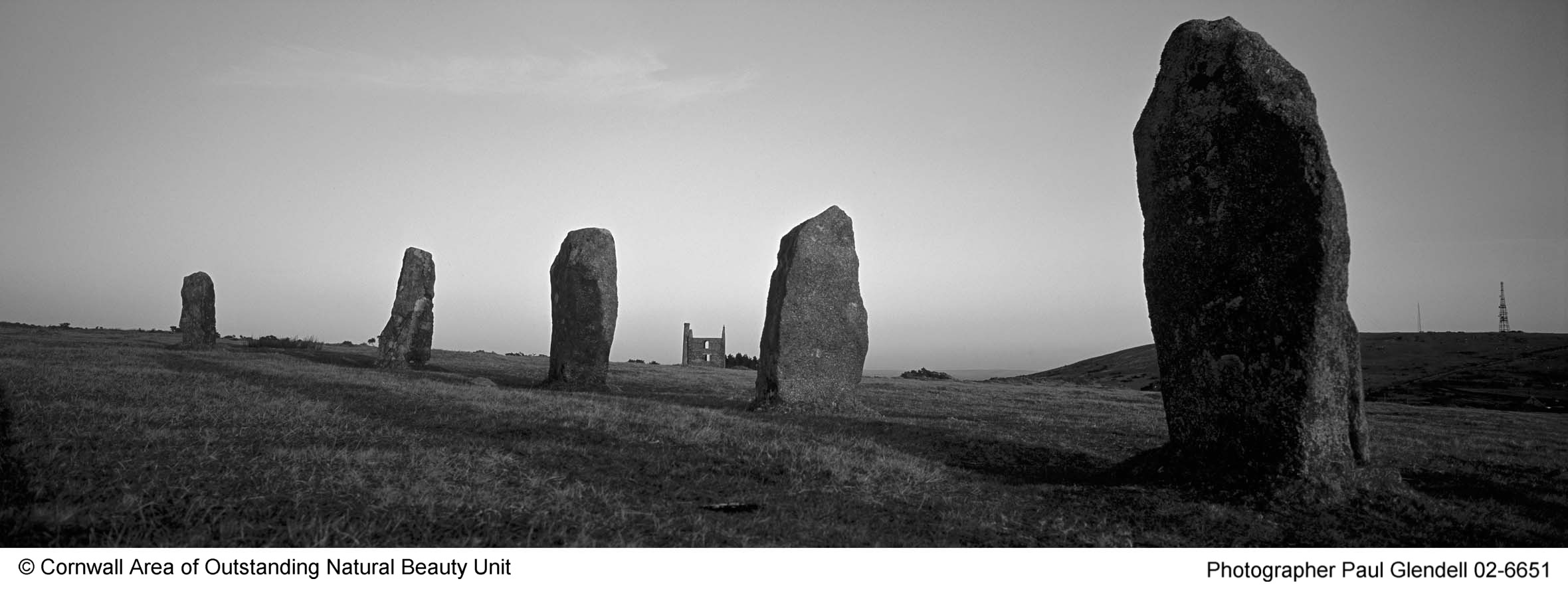 The Hurlers standing stones, Minions
