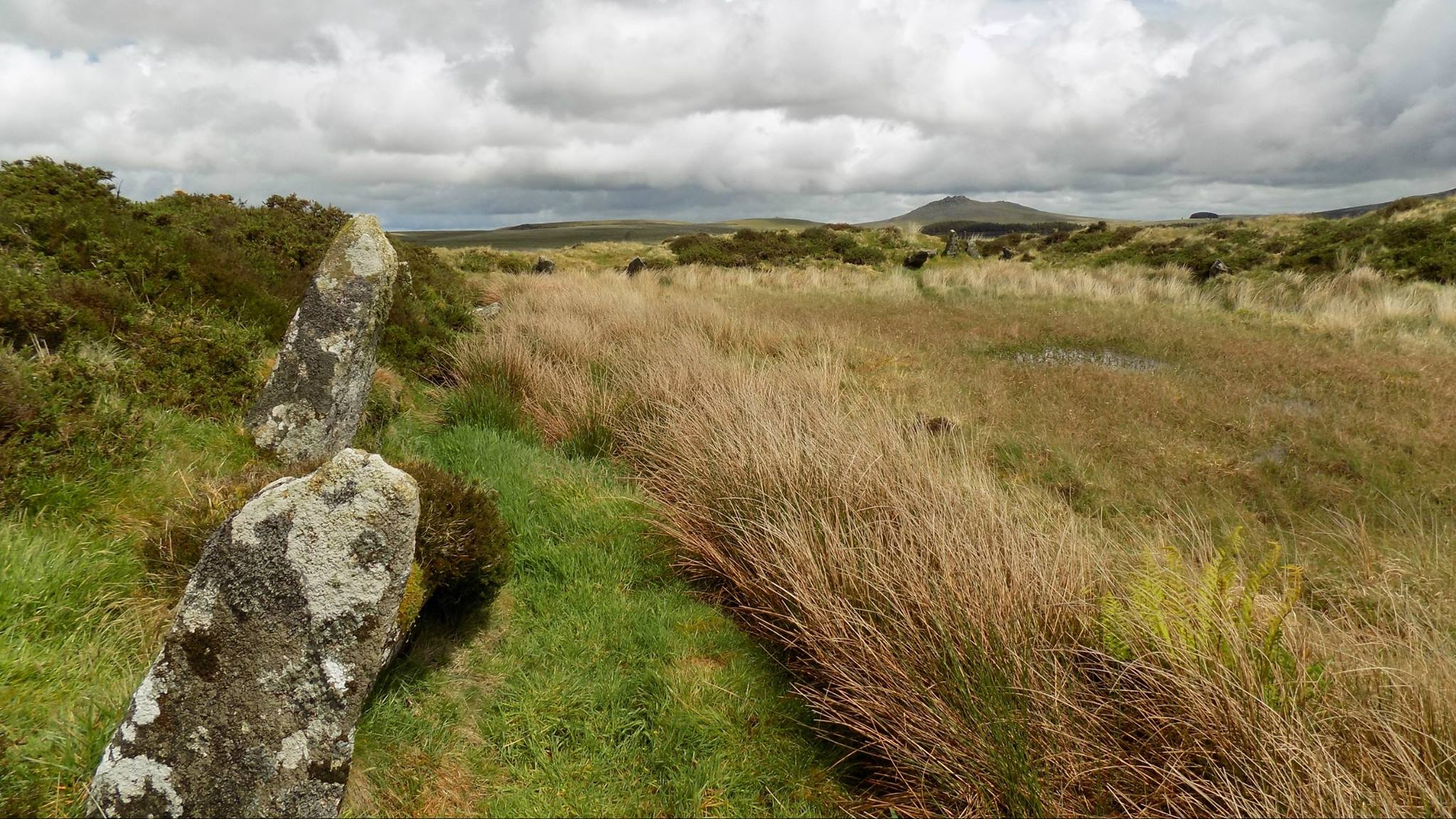Some of these sites are of unknown origin, such as the mysterious King Arthur's Hall on Bodmin Moor, owned by Nancy Hall of Penrose Burden. Was this a medieval animal pound or a more ancient moorland, ritual gathering place?