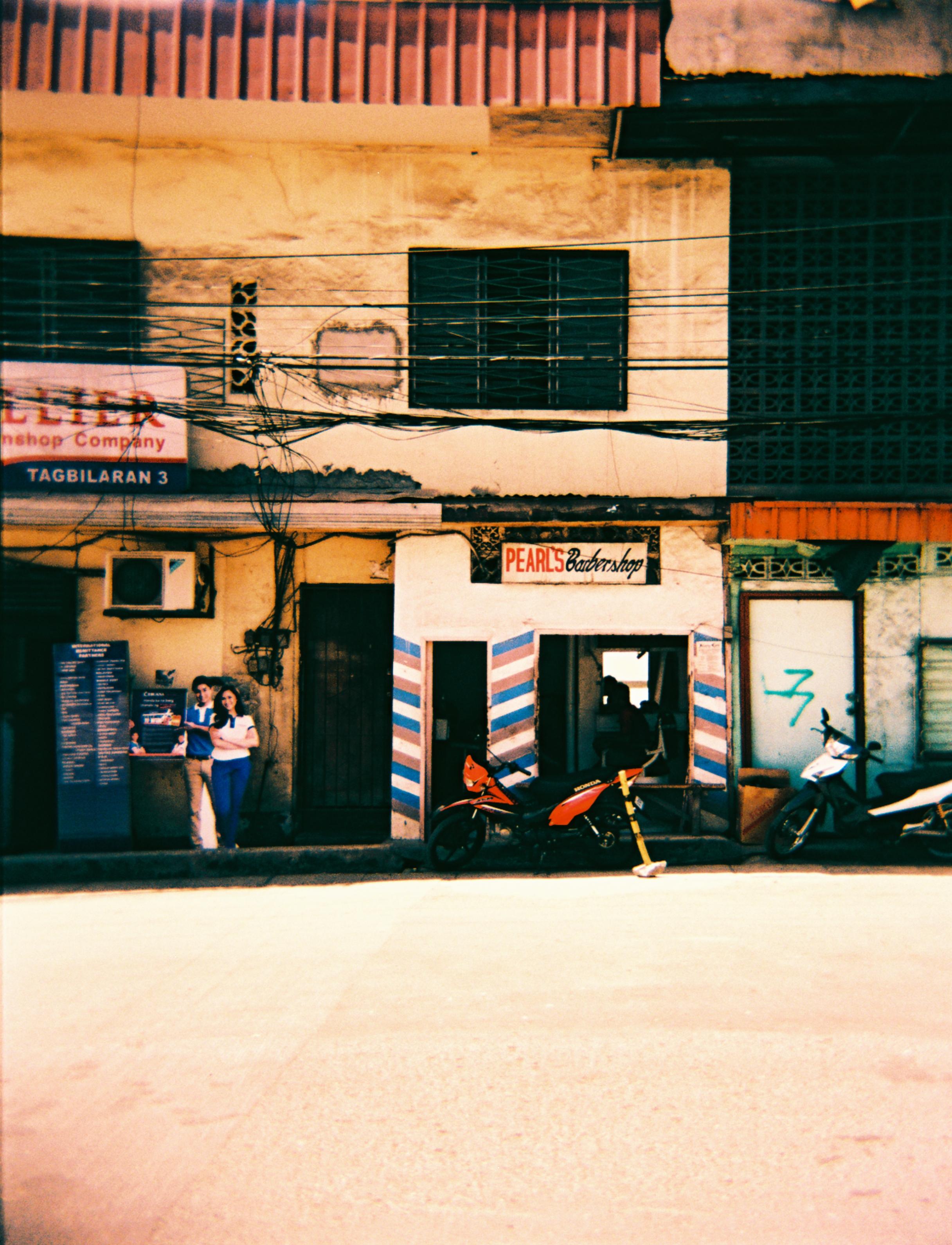 Bohol Street Holga