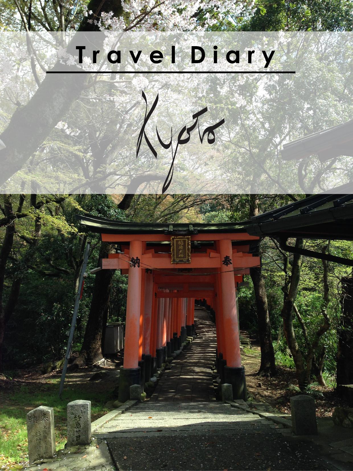 Kyoto Diary