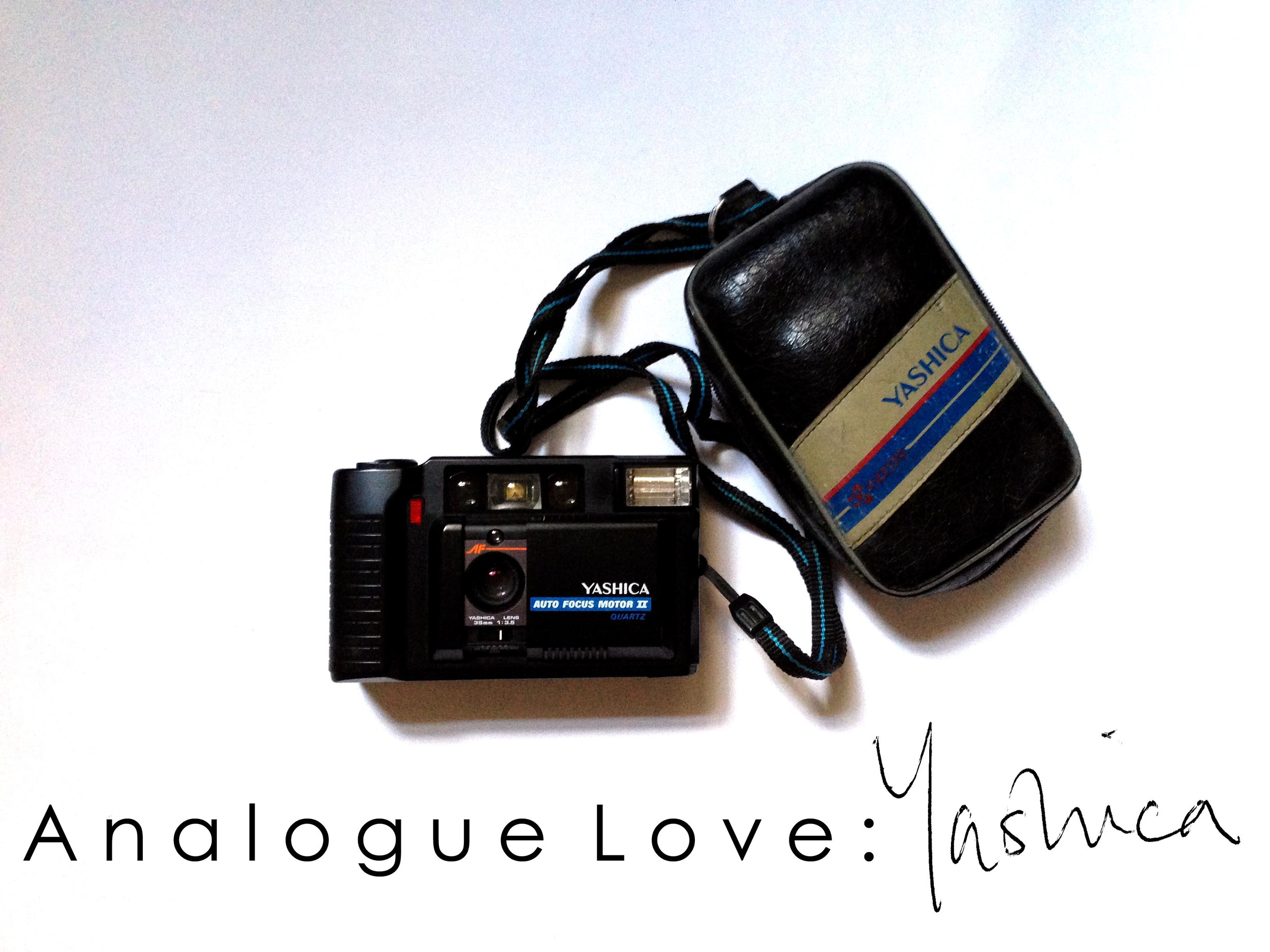 Analogue Love Yashica