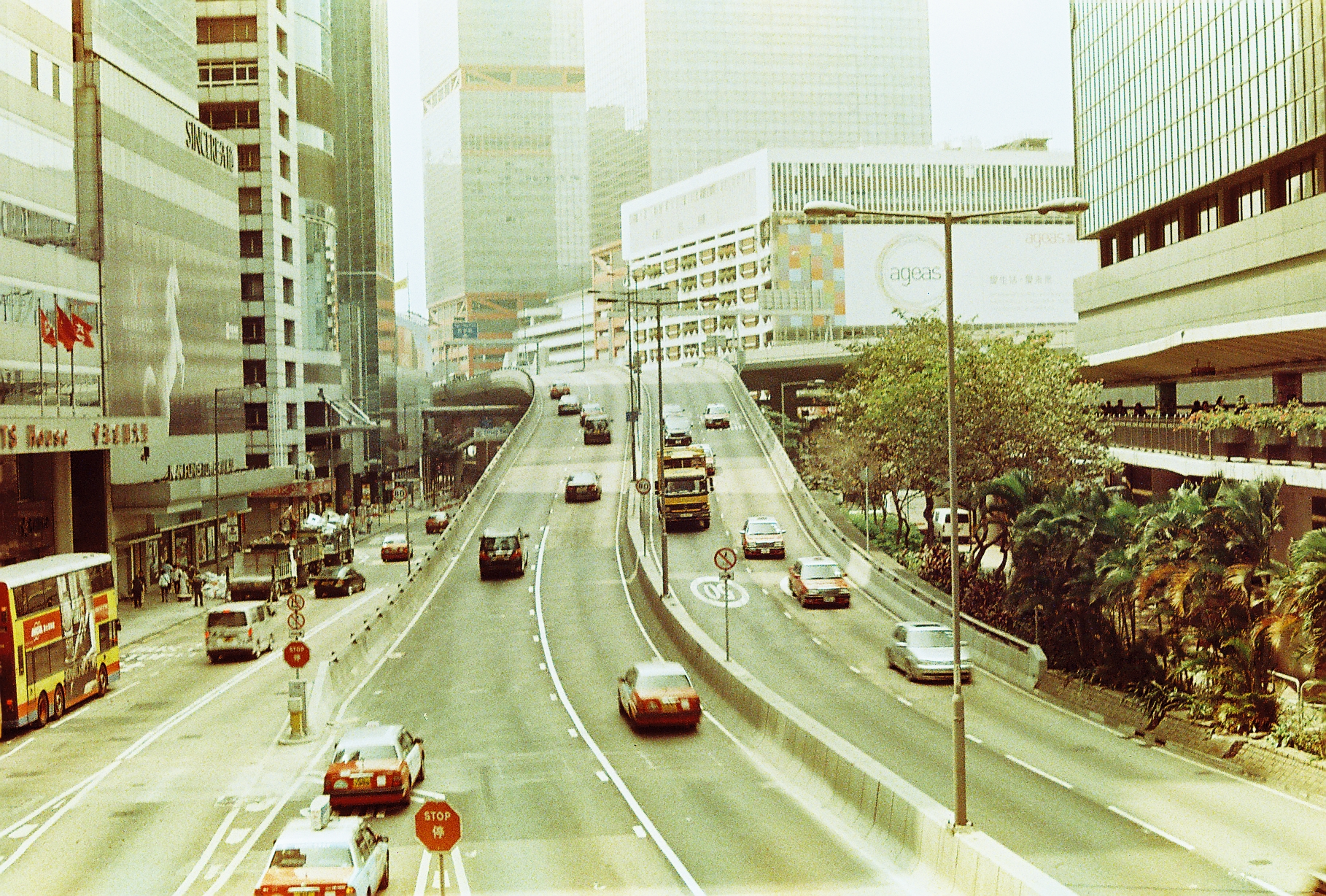 Connaught Road, Sheung Wan