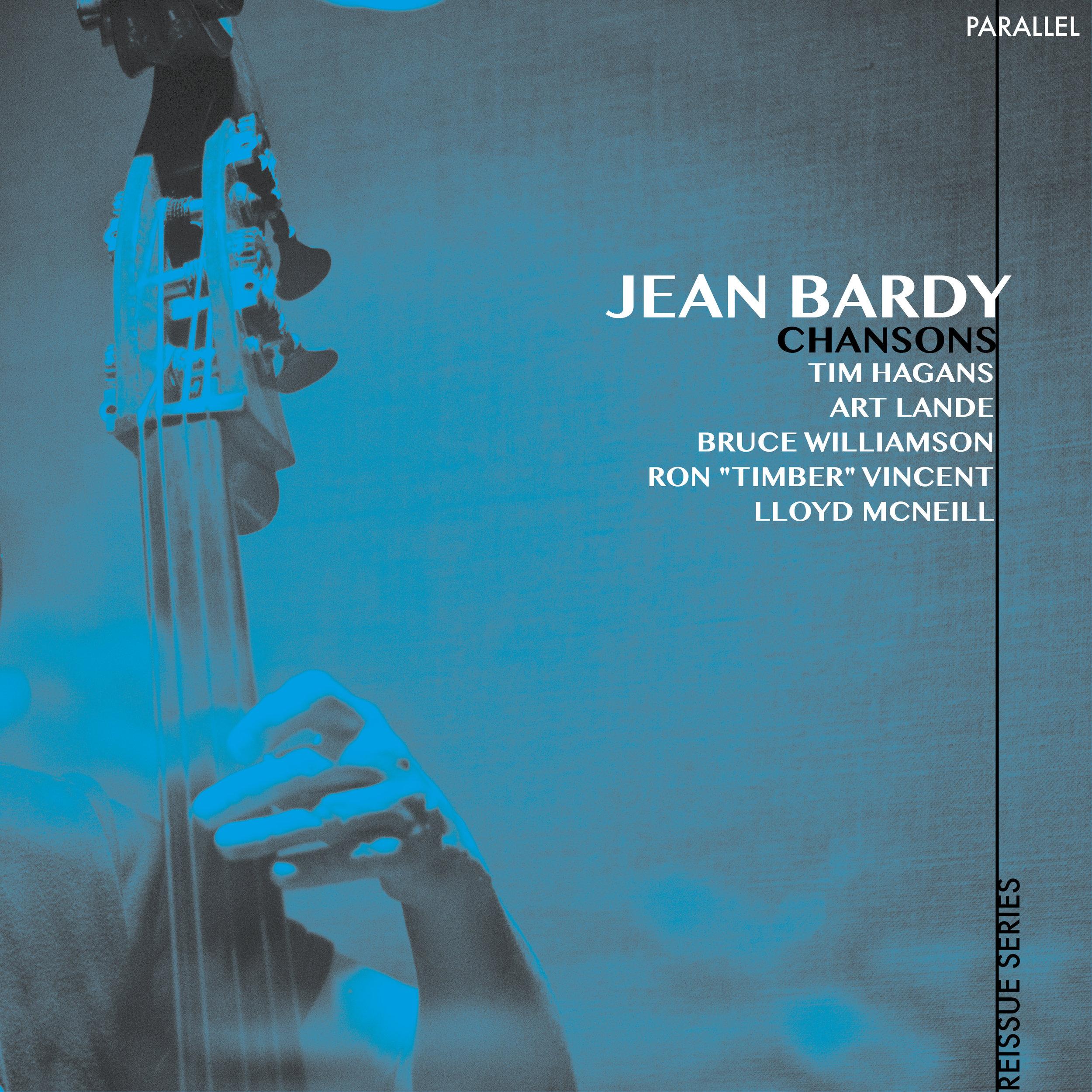 JEAN BARDY  - CHANSONS (1992/2017)