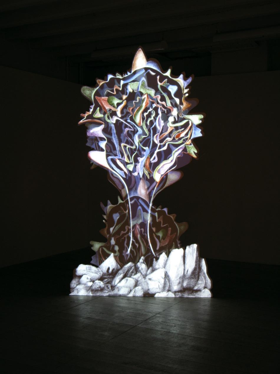 Thought-Form, 2009, videoinstallation, 260x150cm.jpg