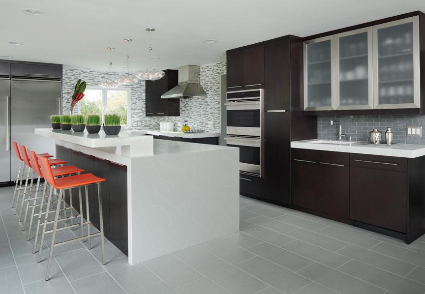EW Kitchens / Detroit, MI