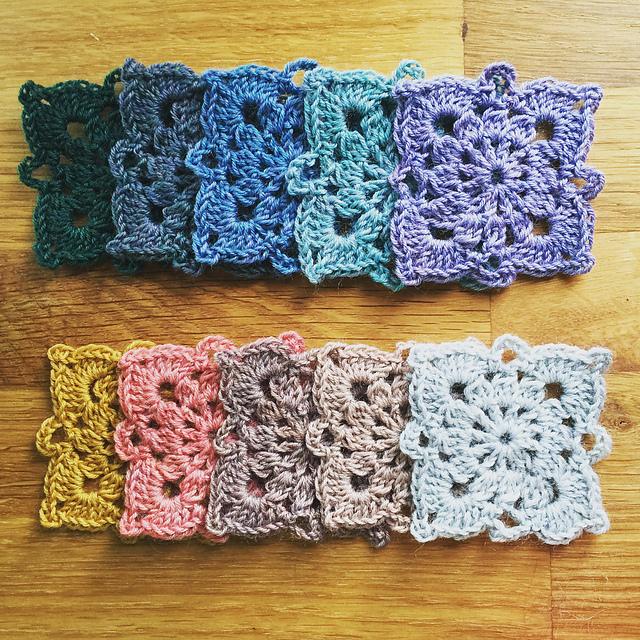 Socks Yeah!looks great crocheted too :)