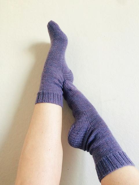 someofmybest's Plain November Socks