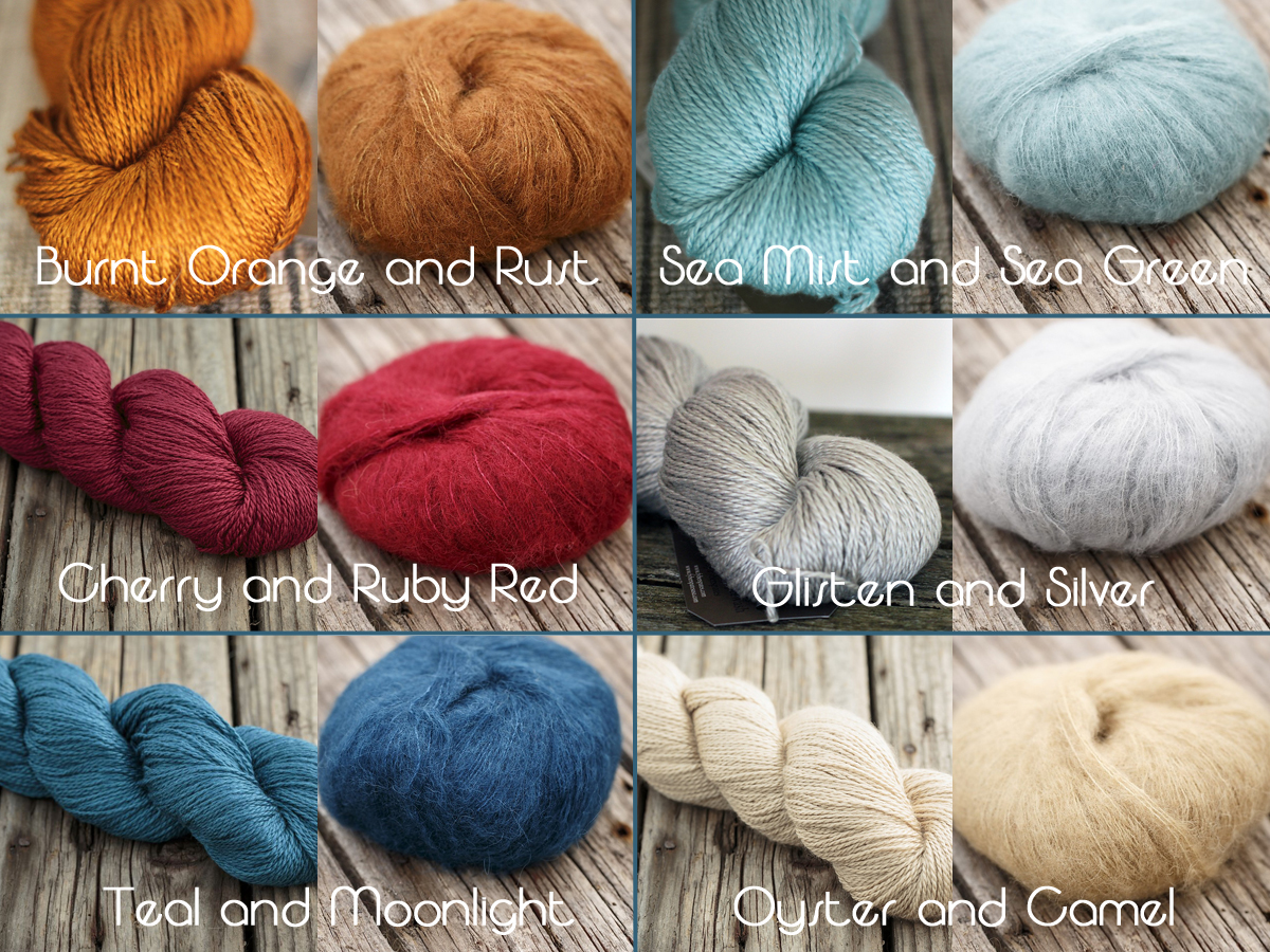 Yarn combos