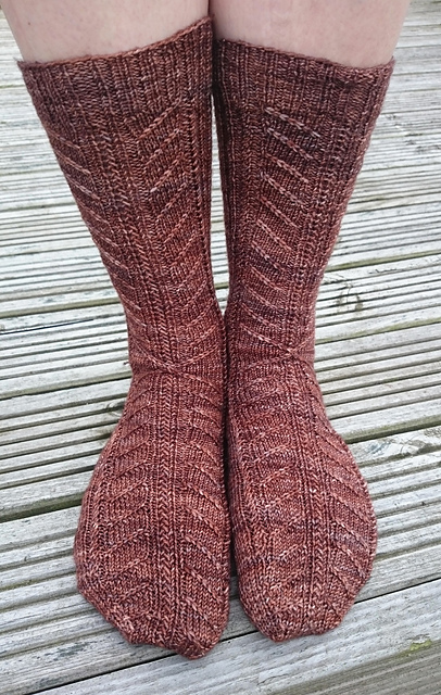 littlemissyknit's Socks