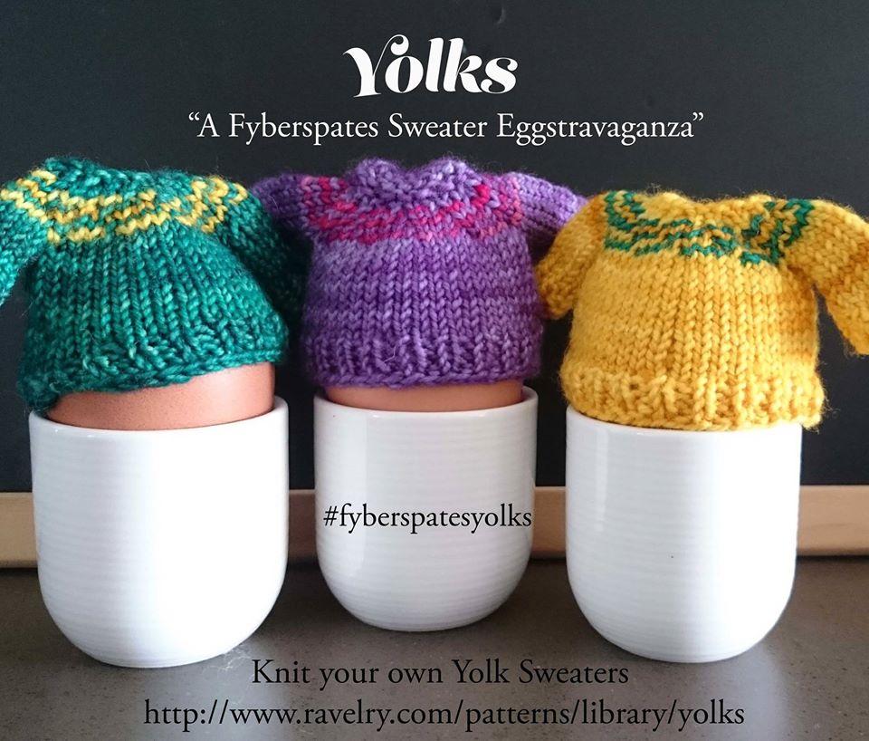 Yolks by Fyberspates