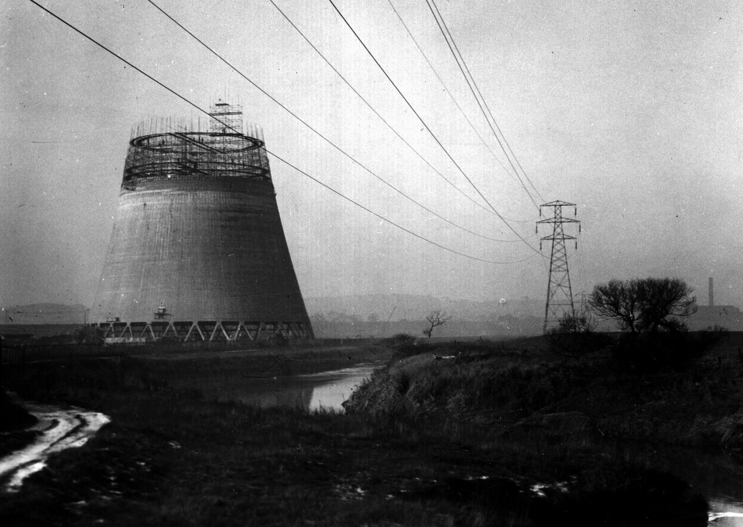 Agecoft Colliery - photo courtesy of Manchester Local Image Collection