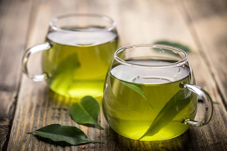 glass mugs of green tea.jpg