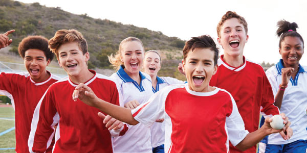Healthy Life Programme For Teens -