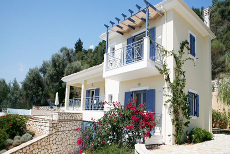 construction in corfu - greek house renovation