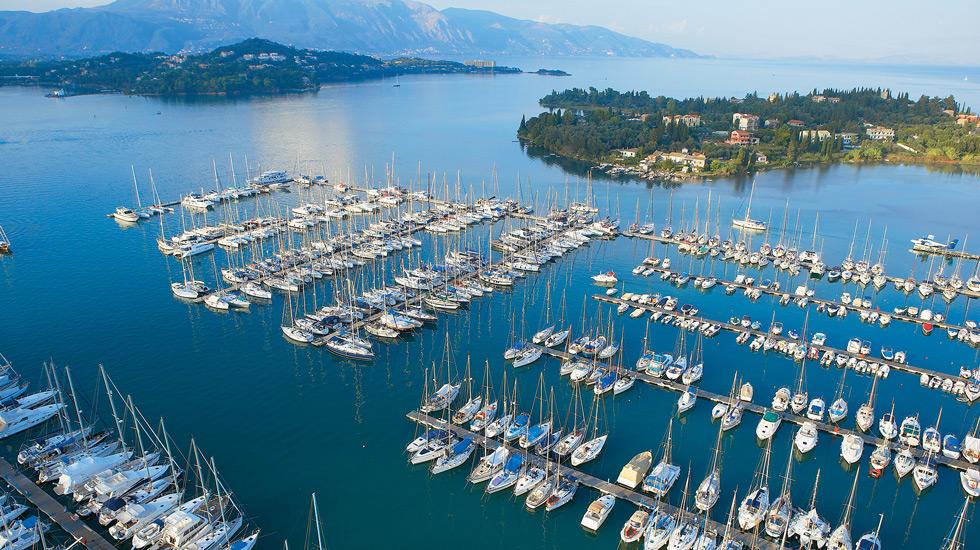 Gouvia Marina  (Image Source)
