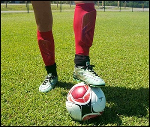 soccer_shin_guard_sleeve_red